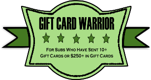 GiftCardWarrior